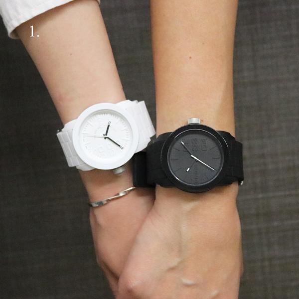 ペア価格 ディーゼル 腕時計 DIESEL ペアウォッチ メンズ レディース ホワイト ブラック dz1436 dz1437|watchlist|06
