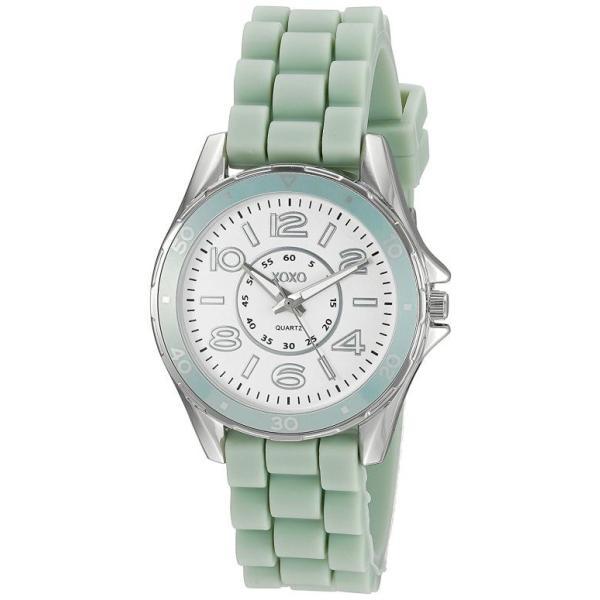 エックスオーエックスオー XOXO 女性用 腕時計 レディース ウォッチ ホワイト XO8083