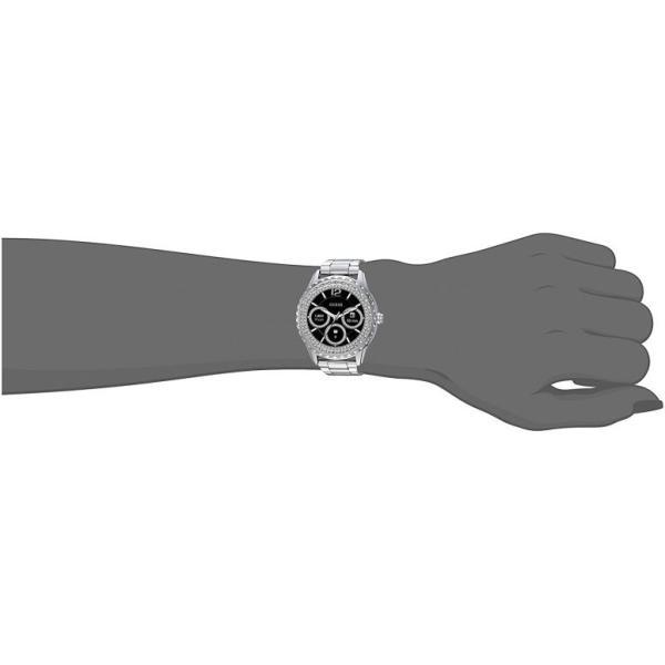 ゲス GUESS 女性用 腕時計 レディース ウォッチ ブラック C1003L3