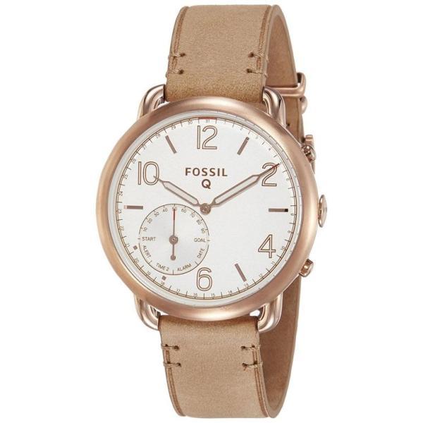 フォッシル Fossil 女性用 腕時計 レディース ウォッチ ホワイト FTW1129