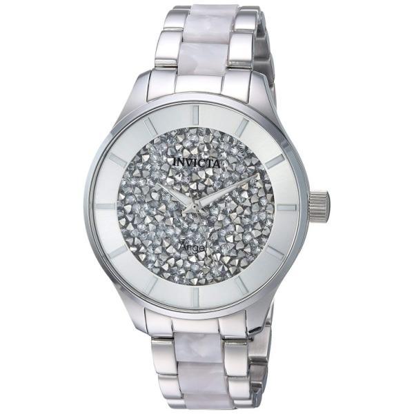 インビクタ Invicta インヴィクタ 女性用 腕時計 レディース ウォッチ ホワイト 24667
