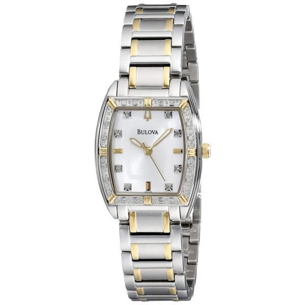 ブローバ Bulova 女性用 腕時計 レディース ウォッチ パール 98R159