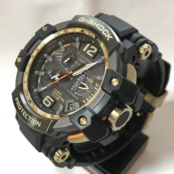 CASIO カシオ G-SHOCK メンズ腕時計 GPSハイブリッド電波ソーラー GPW-1000GB-1AJF 国内正規品 展示処分|watchnet|03