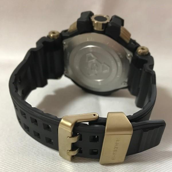 CASIO カシオ G-SHOCK メンズ腕時計 GPSハイブリッド電波ソーラー GPW-1000GB-1AJF 国内正規品 展示処分|watchnet|04
