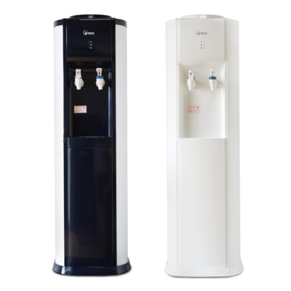 ウォーターサーバーWNC-904H 床置き 業務用 家庭用 本体 温水 冷水 コンプレッサー式 送料無料