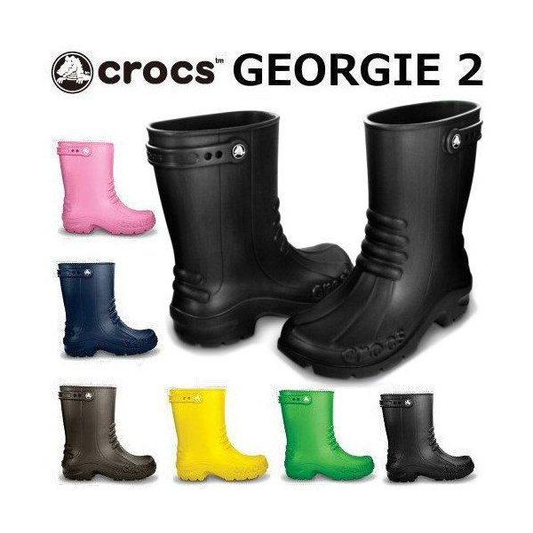 クロックス/CROCS ジョージー2/georgie II