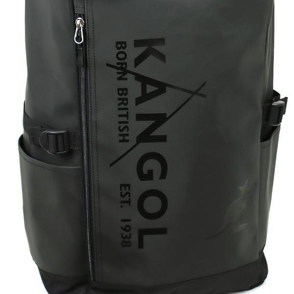 KANGOL(カンゴール) SARGENT2(サージェント2) スクエアリュック デイパック リュックサック バックパック 30L A3 250-1271 メンズ レディース ジュニア 送料無料|watermode|02