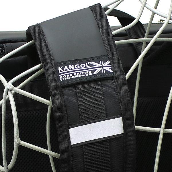 KANGOL(カンゴール) SARGENT2(サージェント2) スクエアリュック デイパック リュックサック バックパック 30L A3 250-1271 メンズ レディース ジュニア 送料無料|watermode|07