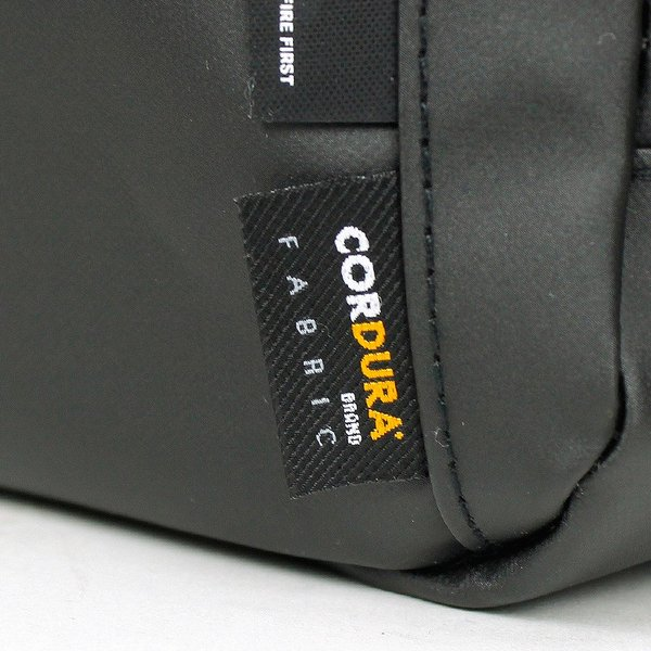 FIRE FIRST(ファイヤーファースト) ボディバッグ 斜めがけバッグ ワンショルダーバッグ A4 保温保冷ポケット 撥水 9364 FFTG-316 メンズ 送料無料 watermode 03