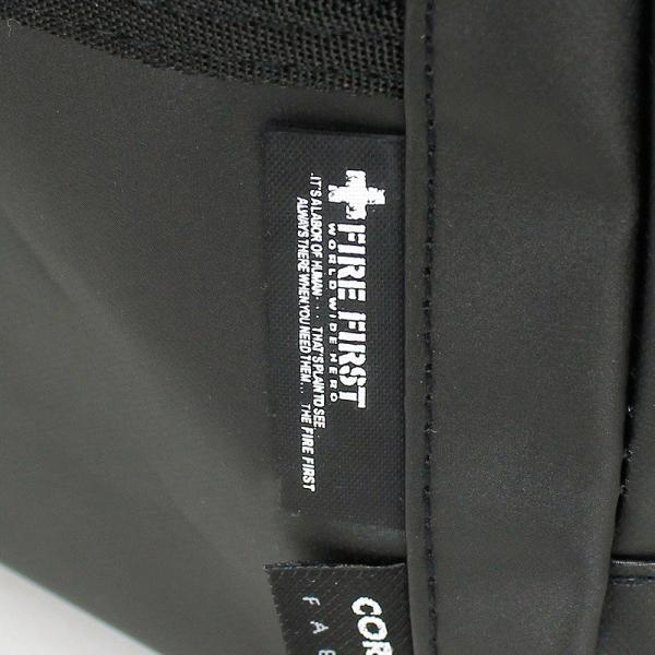 FIRE FIRST(ファイヤーファースト) ボディバッグ 斜めがけバッグ ワンショルダーバッグ A4 保温保冷ポケット 撥水 9364 FFTG-316 メンズ 送料無料 watermode 04