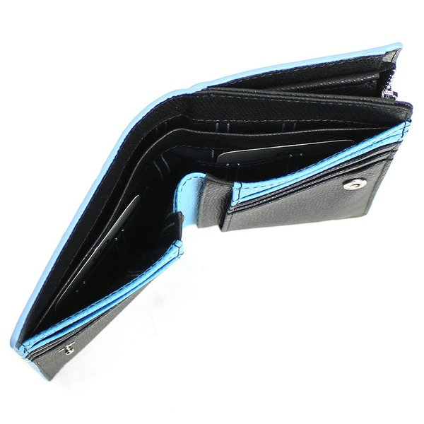 MICHEL KLEIN PARIS(ミッシェルクラン) レリーフ 二つ折り財布 ミドルウォレット 小銭入れあり レザー 革小物 MK073 メンズ 送料無料 watermode 09