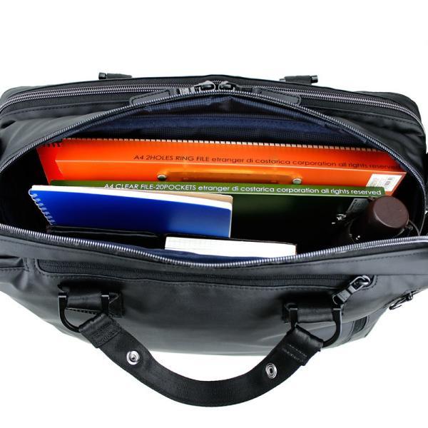 PID(ピーアイディー) Grade(グレーデ) ブリーフケース ビジネスバッグ ショルダーバッグ リュック 3WAY B4 PC収納 2ルーム 撥水 PAT202 メンズ 送料無料 watermode 03