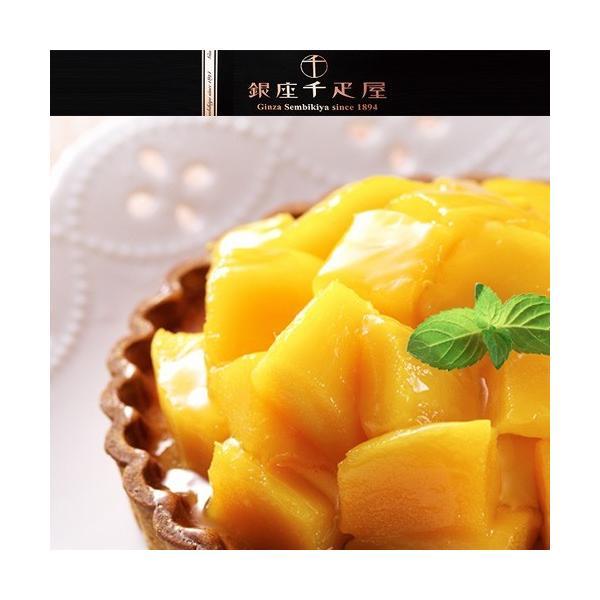 銀座千疋屋 銀座タルト(マンゴー)ケーキ pgs-053