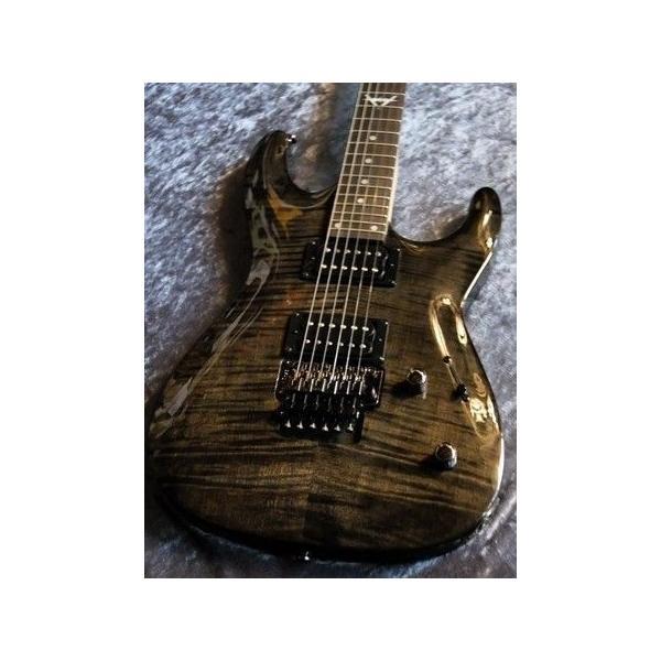 DEAN Custom 350 Floyd Trans Black #15040309 (送料無料!!)(初心者おすすめ)(池袋店在庫品) (新品)|wavehouse