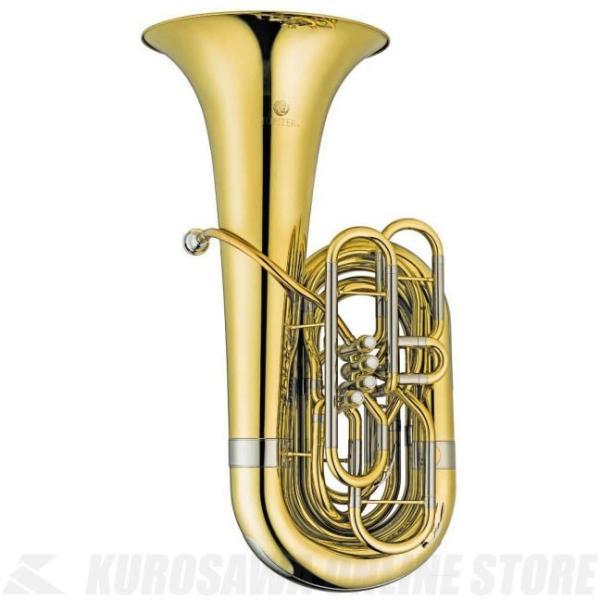 Jupiter Tuba JTU1110 (イエローブラスベル/クリアラッカー仕上げ)(チューバ) (送料無料)(マンスリープレゼント)