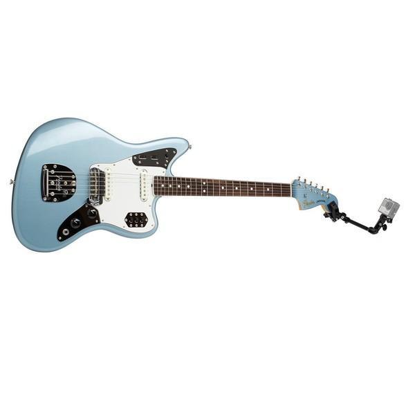 GoPro アクセサリー クランプマウント ゴープロ 8 hero8 MAX 挟む JAM ギター 楽器 ミュージック アクションカメラ|wavy|12