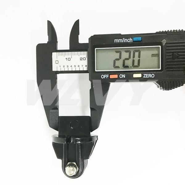 GoPro ゴープロ hero8 MAX サーフマウント サーフィン サーフボード スノボ 海 雪山 安い アクションカメラアクセサリー|wavy|16