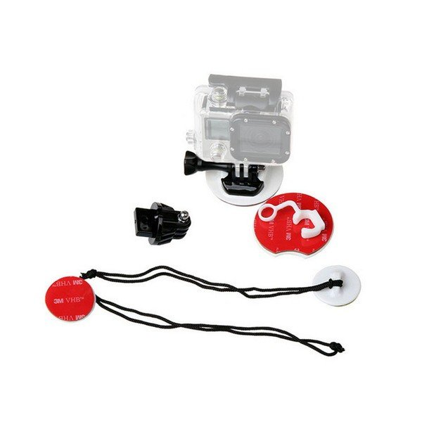 GoPro ゴープロ hero8 MAX サーフマウント サーフィン サーフボード スノボ 海 雪山 安い アクションカメラアクセサリー|wavy|03