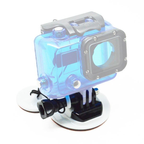 GoPro ゴープロ hero8 MAX サーフマウント サーフィン サーフボード スノボ 海 雪山 安い アクションカメラアクセサリー|wavy|10