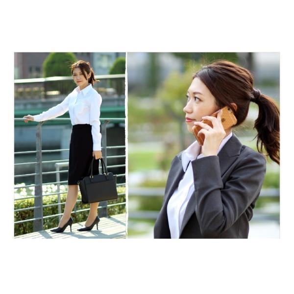 6種類から選べる 綿 コットン 100% レディース ワイシャツ|wawajapan|03