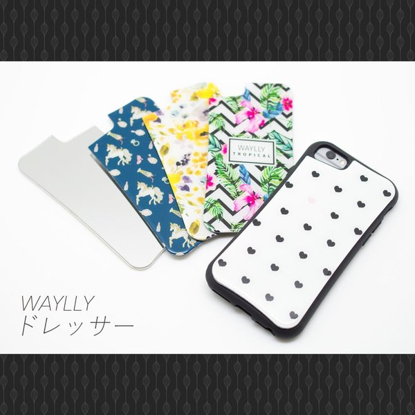 iPhone XS Max ケース スマホケース アニパンズ 耐衝撃 シンプル おしゃれ くっつく ウェイリー WAYLLY _MK_|waylly|10