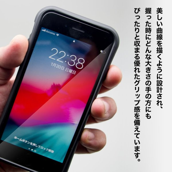 iPhone 7Plus 8Plus 6Plus 6sPlus ケース スマホケース Colleen Malia Wilcox 耐衝撃 シンプル おしゃれ くっつく ウェイリー WAYLLY _MK_|waylly|13