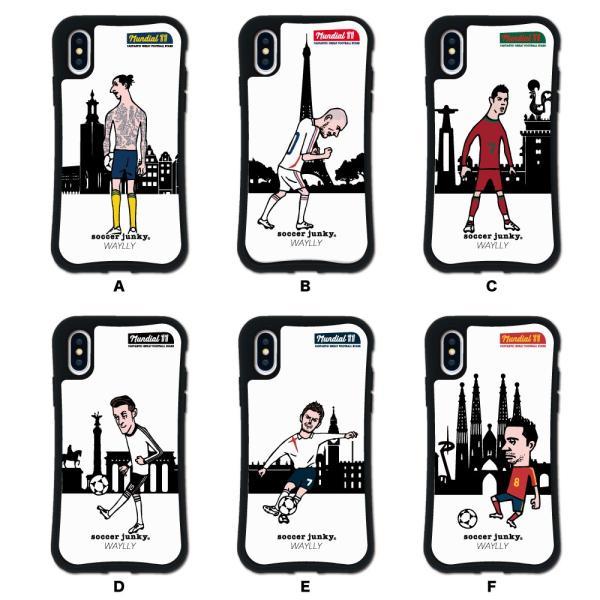 iPhone XS X ケース スマホケース サッカージャンキー ジェリー 耐衝撃 シンプル おしゃれ くっつく ウェイリー WAYLLY _MK_|waylly|02