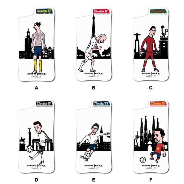 ドレッサーのみ iPhone 8 7 XR XS X SE 6s 6 Plus XsMax 11 pro max ケース スマホケース サッカージャンキー ジェリー くっつく ウェイリー WAYLLY DRR waylly 02