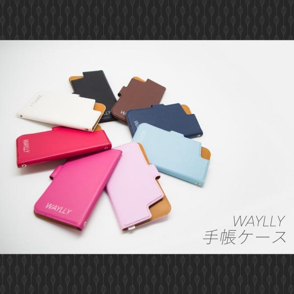 iPhone 7Plus 8Plus 6Plus 6sPlus ケース スマホケース スモールロゴ 耐衝撃 シンプル おしゃれ くっつく ウェイリー WAYLLY _MK_ waylly 13
