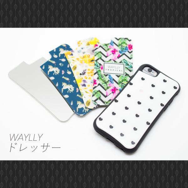 iPhone 7Plus 8Plus 6Plus 6sPlus ケース スマホケース スモールロゴ 耐衝撃 シンプル おしゃれ くっつく ウェイリー WAYLLY _MK_ waylly 10