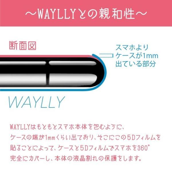 ウェイリー(WAYLLY)専用保護フィルム|waylly|10