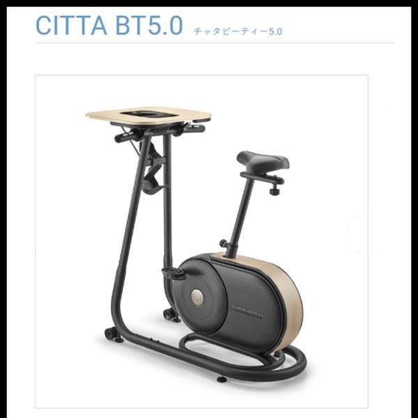 エアロバイク フィットネスバイク CITTA BT5.0 HORIZON アップライトバイク 純正マット付 ジョンソン ホライズン  CITTABT5.0 チッタ 静音 心拍数 家庭用 静か|wayoryohinsecond|06