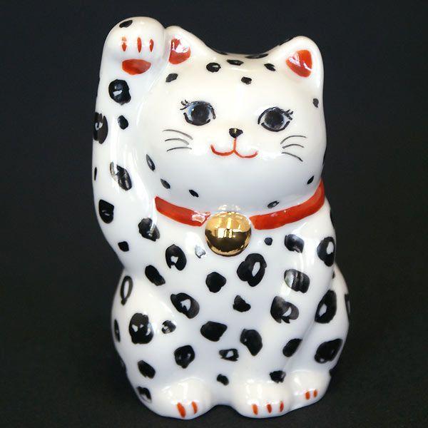 金運アップ 招き猫 鋭く!素早く!的確に福を招く!招き豹 レオパードちゃん|waza|02