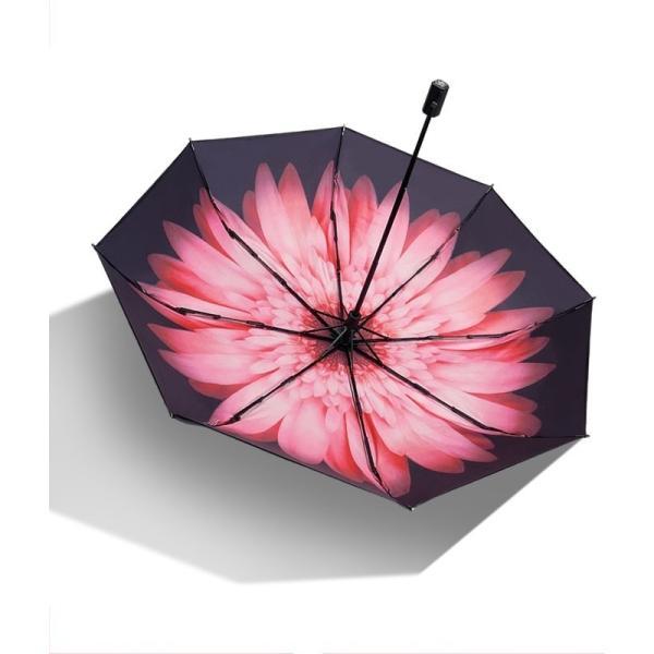 折りたたみ傘 日傘 晴雨兼用 レディース 大きい 丈夫 折りたたみ 遮光 uv対策|wc-y|19