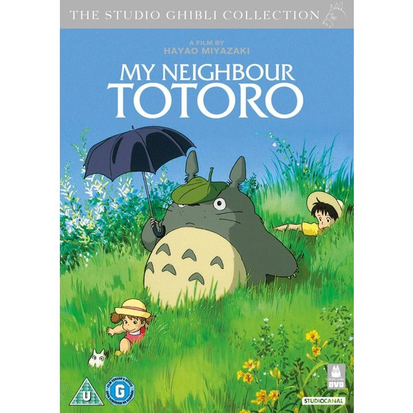 となりのトトロ DVD (UK版)|wdplace