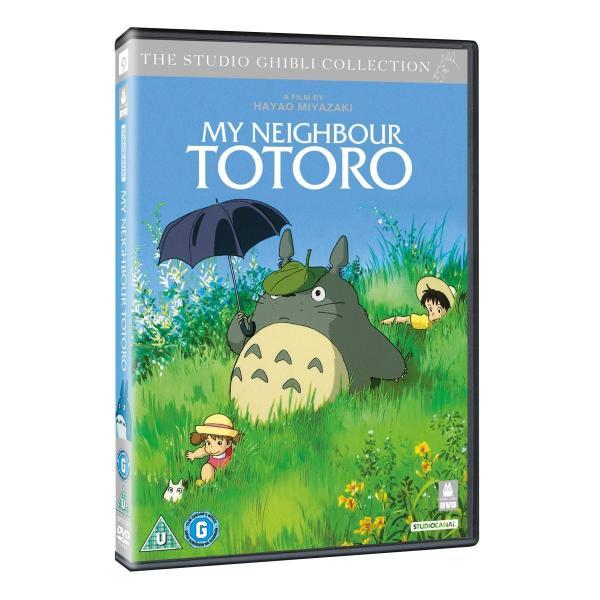 となりのトトロ DVD (UK版)|wdplace|03
