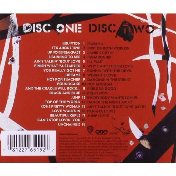 Van Halen - The Best Of Both Worlds - The Very Best Of Van Halen (CD)|wdplace|02