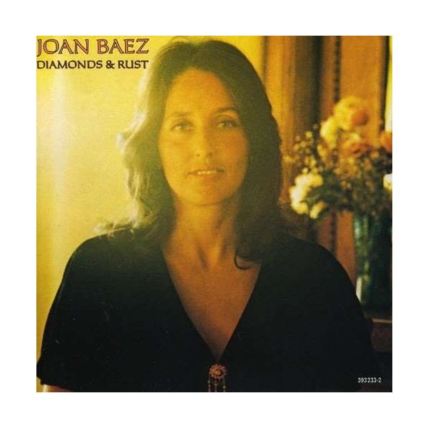 Joan Baez - Diamonds And Rust (CD)