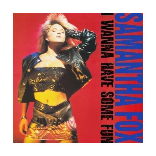 Samantha Fox - I Wanna Have Some Fun (CD) wdplace