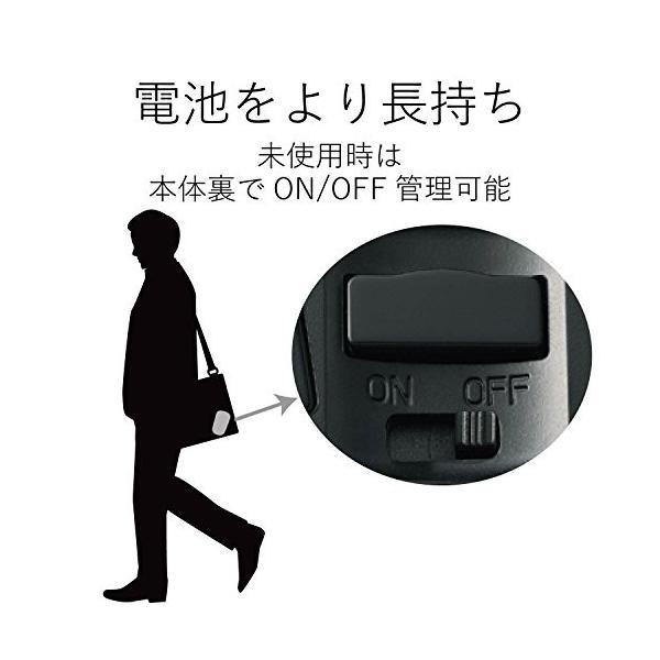 エレコム ワイヤレスマウス 2.4GHz 光学式 Sサイズ ピンク M-DY10DRPN|web-mark|06