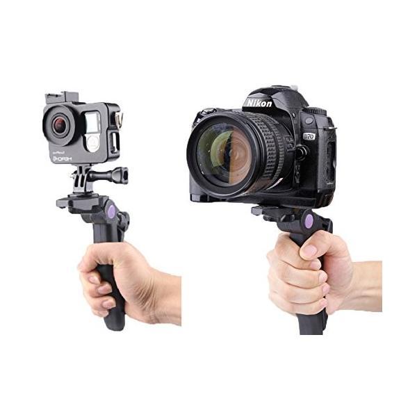 VEROMAN スタビライザー ミニ三脚 ビデオカメラ デジタルカメラ GoPro|web-mark|03