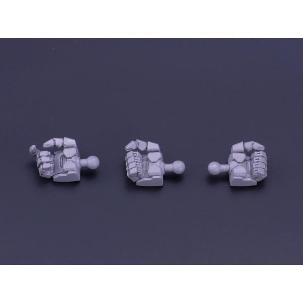 13cmサイズロボット用ハンド・角指(1)|web-shop-ourtreasure|07