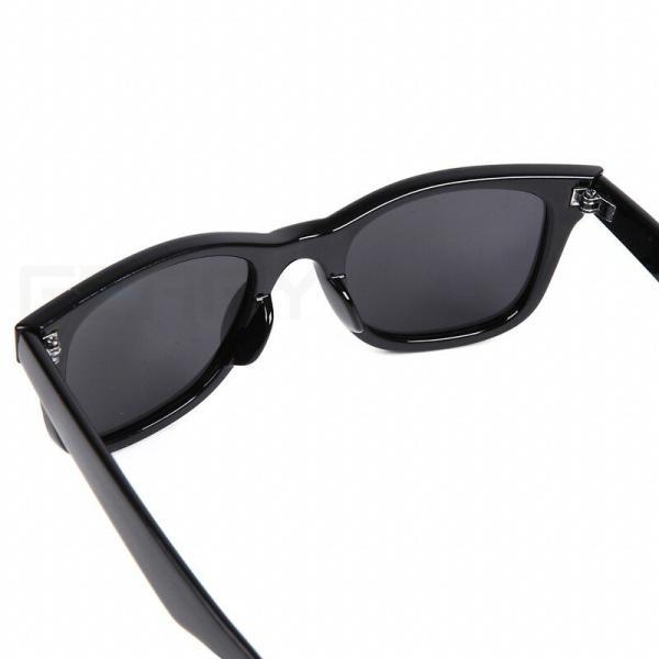 FERRY 偏光レンズ ウェリントン サングラス ポーチ&クロス セット ブラック ユニセックス メンズ レディース 眼鏡 メガネ 釣り ドライブ UVカット|web-store|05
