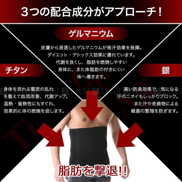 加圧腹巻き ウエストサポーター 加圧インナー メンズ お腹 引き締め ダイエット 加圧ベルト トレーニング 腰痛ベルト 補正下着 加圧シャツ ウエストシェイパー web-store 02