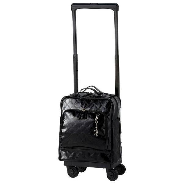 キャリーカート(ショッピングカート)スワニー エマイロ M18 ブラック