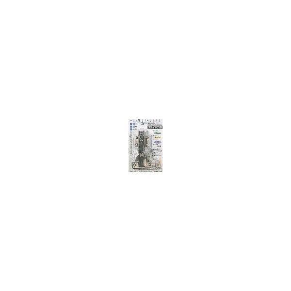 スライド蝶番(家具金物)40ミリ半かぶせキャッチ無し(1個入り)|web-takigawa|02