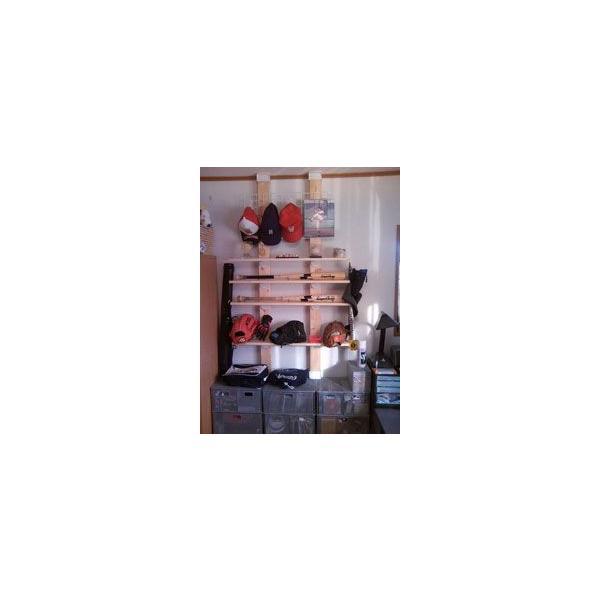キズをつけたくない壁に ツーバイフォー材専用壁面ツッパリシステム ディアウォール|web-takigawa|05