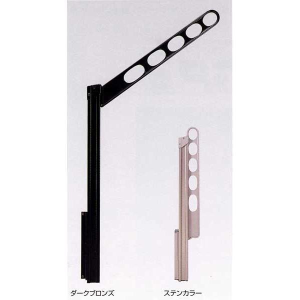 ベランダ用物干し金物 GP型 上下スライド式ロングタイプ|web-takigawa