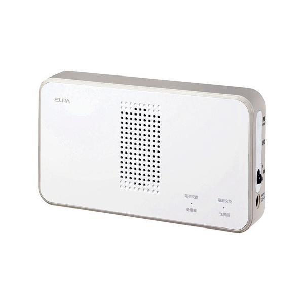 ELPA ワイヤレスチャイム 受信器 EWS-P50 ZTI6501