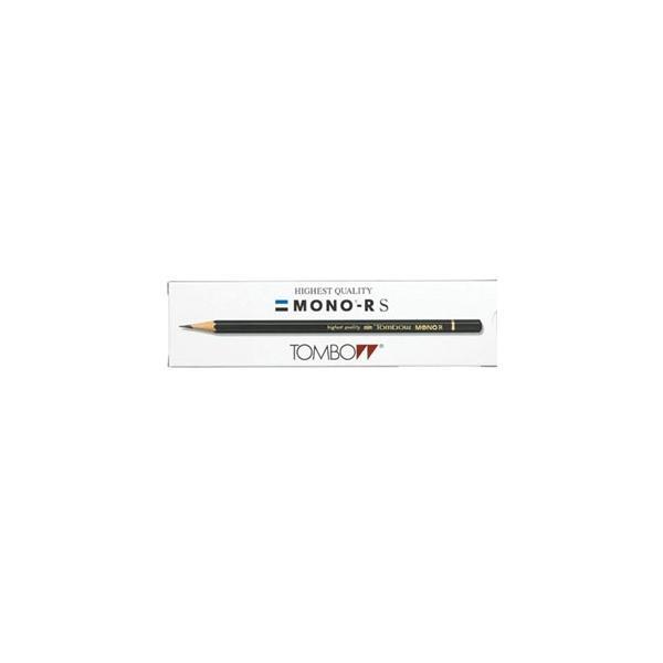 トンボ鉛筆 鉛筆 モノRS 4B MONO-RS4B